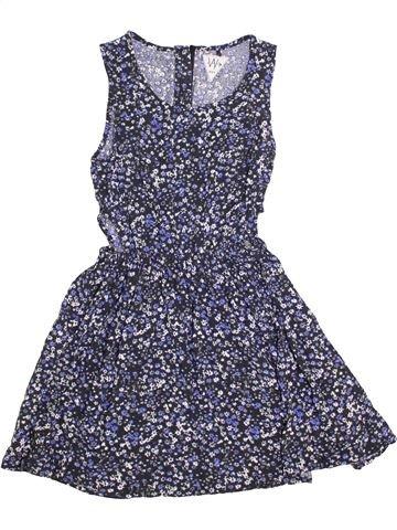 Robe fille IKKS bleu 14 ans été #1356144_1