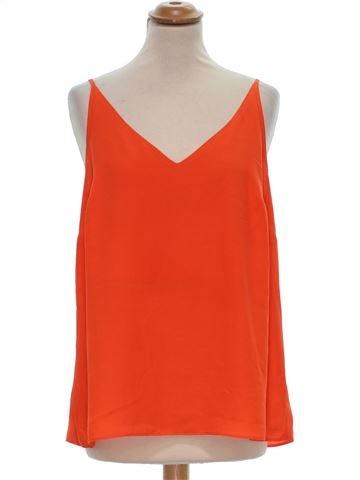 Camiseta sin mangas mujer PAPAYA 42 (L - T2) verano #1356353_1