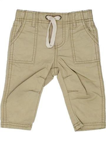 Pantalón niño CARTER'S beige 6 meses verano #1356504_1