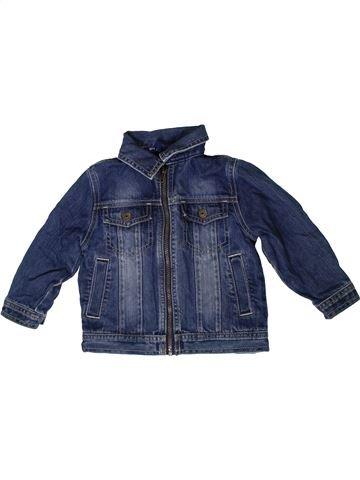 Chaqueta niño MAYORAL azul 2 años verano #1356596_1