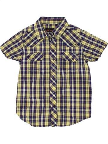 Chemise manches courtes garçon BEN SHERMAN gris 4 ans été #1357264_1