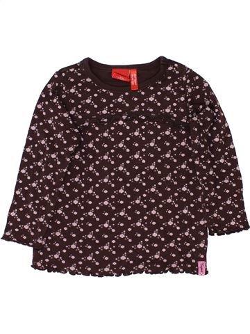 Camiseta de manga larga niña ESPRIT marrón 3 años invierno #1357449_1