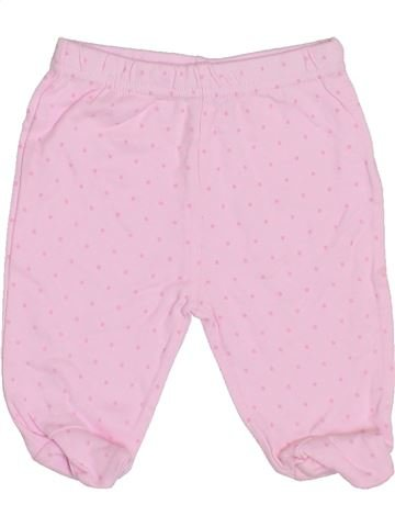 Pantalon fille FAGOTTINO rose naissance été #1357932_1