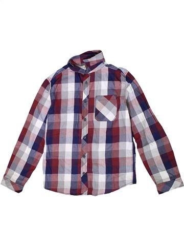 Chemise manches longues garçon URBAN 65 OUTLAWS gris 13 ans hiver #1358289_1