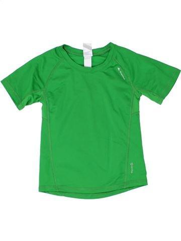 Ropa deportiva niño QUECHUA verde 5 años verano #1359132_1