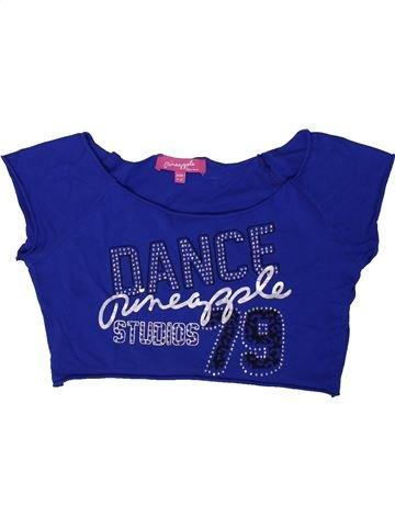 Camiseta de manga corta niña DEBENHAMS violeta 12 años verano #1359275_1