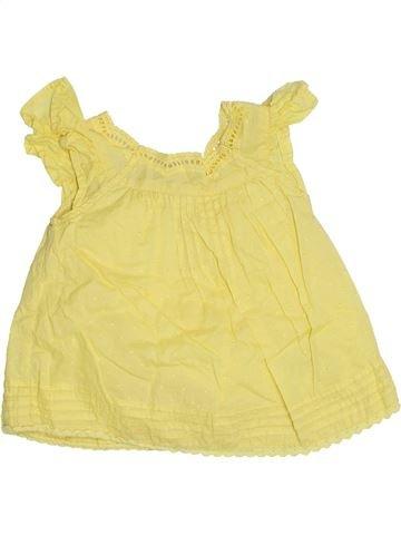 Blusa de manga corta niña MOTHERCARE amarillo 2 años verano #1359766_1