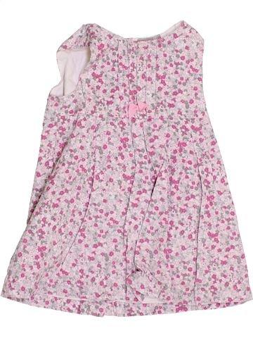 Vestido niña GENERATION Z rosa 12 meses invierno #1360386_1