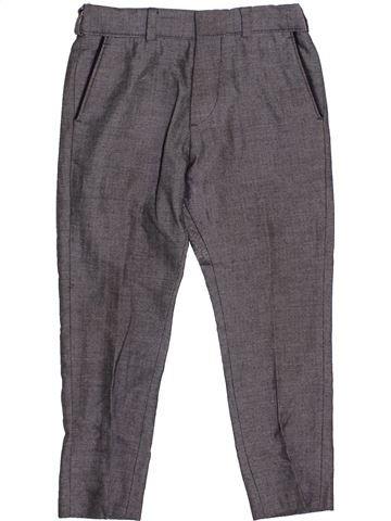 Pantalon garçon RIVER ISLAND gris 3 ans hiver #1360410_1