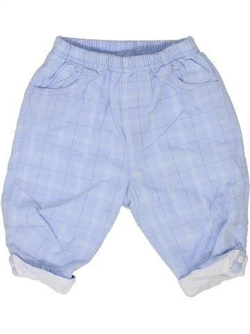 Pantalón niño BERLINGOT azul 3 meses verano #1360458_1
