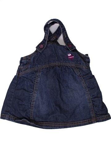 Vestido niña MEXX azul 6 meses verano #1360659_1