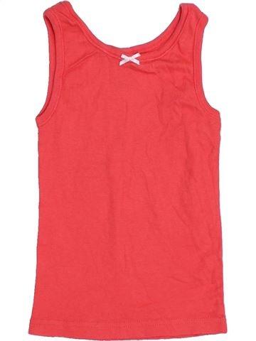 T-shirt sans manches fille C&A orange 6 ans été #1360826_1