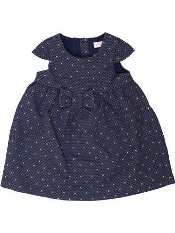 Vestido niña LILI GAUFRETTE azul 2 años invierno #1360906_1