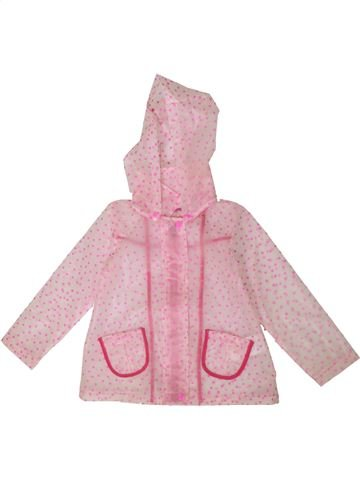 Anorak-Trinchera niña 3 POMMES rosa 3 años verano #1360921_1