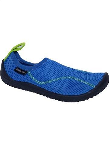 Zapatillas de deporte niño TRIBORD azul 18 verano #1360925_1