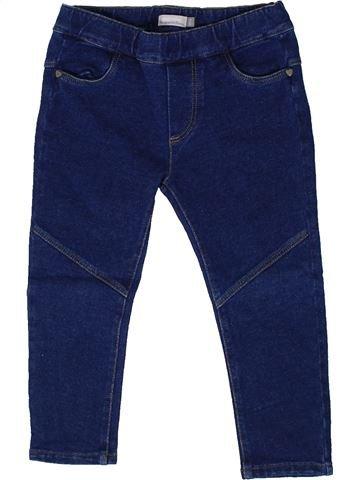 Tejano-Vaquero niña CATIMINI azul 2 años invierno #1361235_1