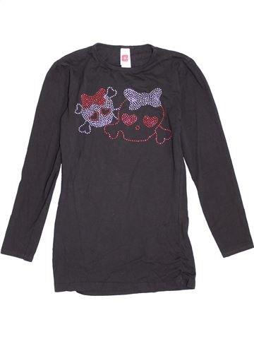 T-shirt manches longues fille C&A gris 14 ans hiver #1361475_1