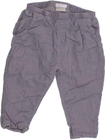 Pantalón niño MAMAS & PAPAS gris 6 meses invierno #1361971_1