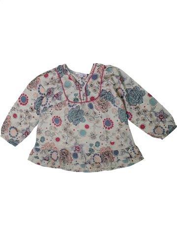 Blusa de manga larga niña CONFETTI gris 4 años invierno #1362138_1