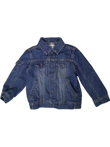 Chaqueta niño VERTBAUDET azul 5 años verano #1362143_1