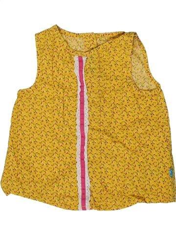 Camiseta sin mangas niña MOTHERCARE amarillo 2 años verano #1362422_1