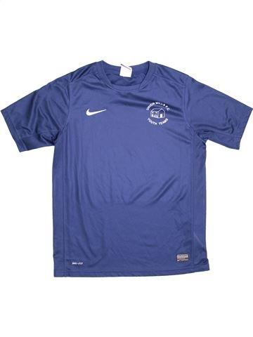 Camiseta deportivas niño NIKE violeta 15 años verano #1362482_1