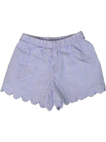 Short-Bermudas niña CYRILLUS gris 4 años verano #1362678_1