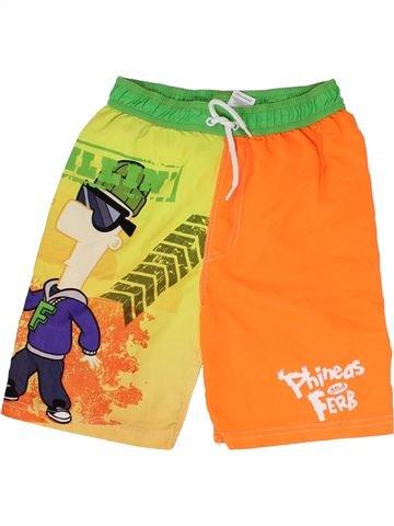 Bañador niño DISNEY naranja 6 años verano #1363024_1