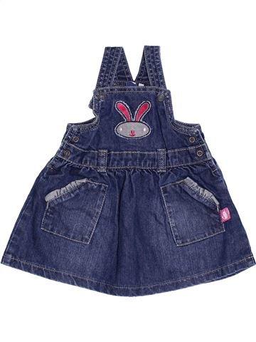 Vestido niña DEBENHAMS azul 9 meses verano #1363088_1