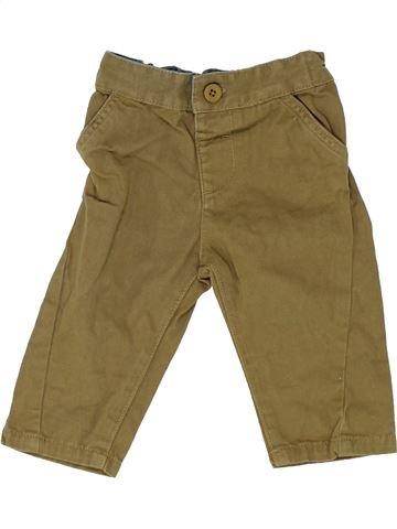 Pantalón niño LADYBIRD marrón 6 meses invierno #1363365_1