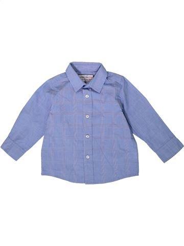 Camisa de manga larga niño MONSOON azul 18 meses invierno #1363511_1