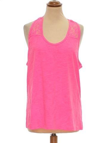 Camiseta sin mangas mujer PAPAYA 46 (XL - T3) verano #1363584_1