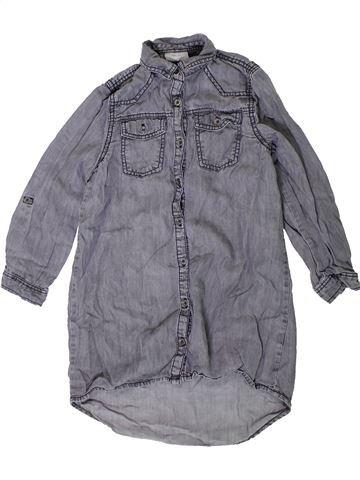 Vestido niña MATALAN gris 8 años invierno #1363931_1