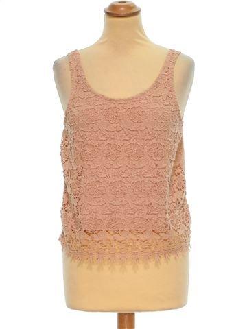 Camiseta sin mangas mujer NEW LOOK 36 (S - T1) verano #1364546_1