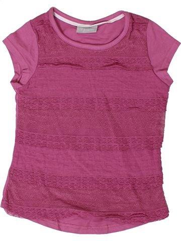 Camiseta de manga corta niña I LOVE GIRLSWEAR rosa 3 años verano #1365025_1