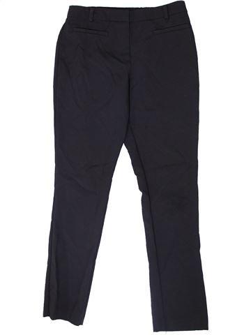 Pantalon fille NEW LOOK bleu foncé 13 ans hiver #1365108_1
