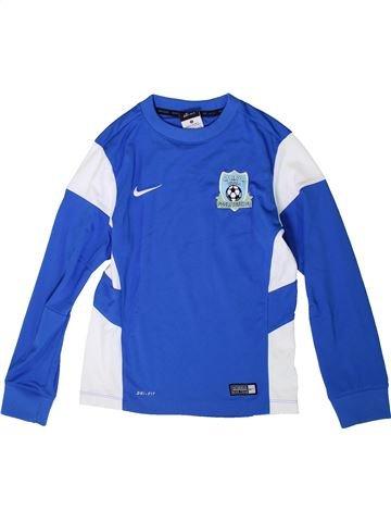 Camiseta deportivas niño NIKE azul 10 años invierno #1365508_1