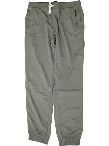 Pantalon garçon GAP gris 13 ans été #1366090_1