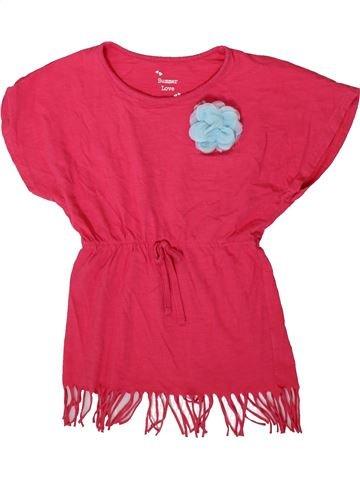 Vestido niña MATALAN rosa 5 años verano #1366472_1