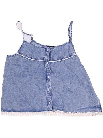 Blusa de manga corta niña CANDY COUTURE azul 16 años verano #1366775_1