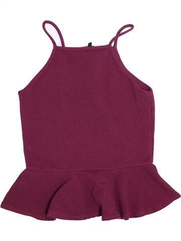 Camiseta sin mangas niña CANDY COUTURE violeta 16 años verano #1366876_1