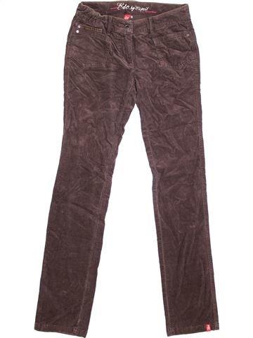 Pantalon fille ESPRIT violet 15 ans hiver #1366883_1