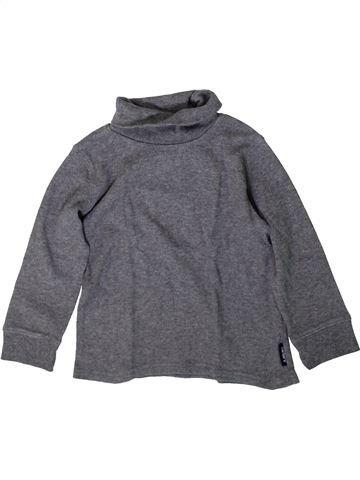 T-shirt col roulé garçon CARTER'S bleu 3 ans hiver #1367374_1