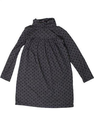 Robe fille CFK gris 5 ans hiver #1367601_1