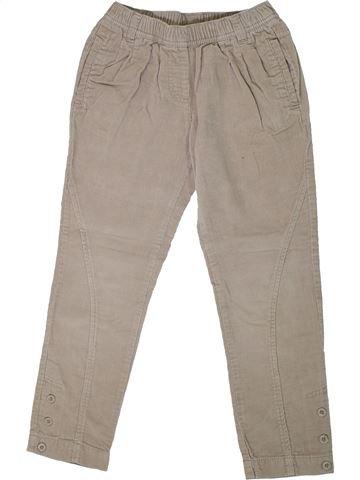 Pantalon garçon CYRILLUS gris 8 ans hiver #1367609_1