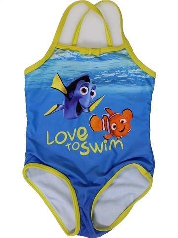 Bañador niña DISNEY azul 2 años verano #1367625_1