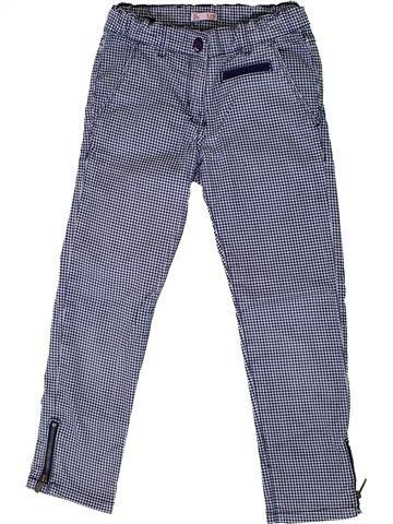 Pantalon fille DPAM gris 8 ans hiver #1367626_1
