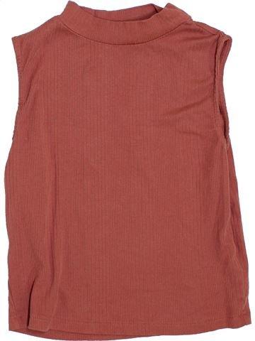 T-shirt sans manches fille NEW LOOK violet 15 ans été #1367726_1