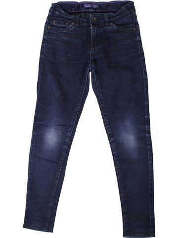 Jean garçon LEVI'S bleu 7 ans hiver #1367816_1
