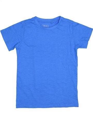T-shirt manches courtes garçon NEXT bleu 9 ans été #1367925_1